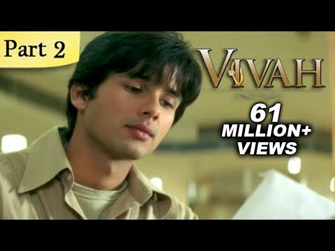 Vivah (HD) - 214 - Superhit Bollywood Blockbuster Romantic Hindi...