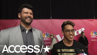'The Voice': #TeamKelly Reveals The Piece Of Advice They Received From Kelly Clarkson | Access