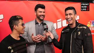 Team Kelly | The Voice Season 16 Top 13 Interviews