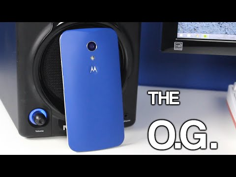 Moto G (2014) First Look - Perfection for $180!