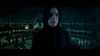 Severus Snape (Alan Rickman)  - Obviously
