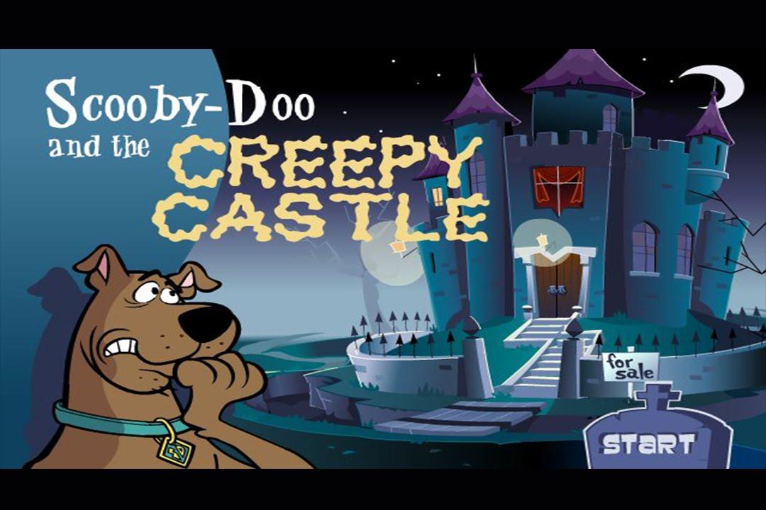 Kid Scooby Doo Games