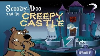 Scooby Doo And The Creepy Castle (Games For Kids)