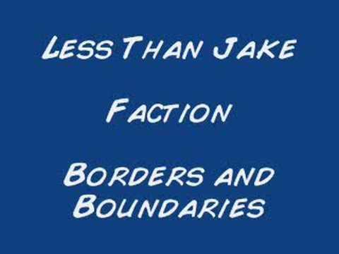 Less Than Jake - Faction