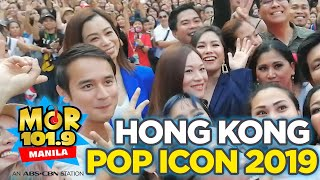 MOR Exclusives: MOR Pinoy Pop Icon 2019 goes to Hongkong!