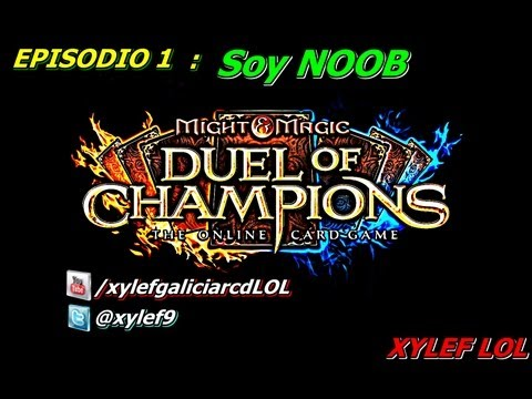 Ep.1 Duels Of Champions - Juego online gratuito estilo Hearthstone y Magic - Papabernd ¬¬
