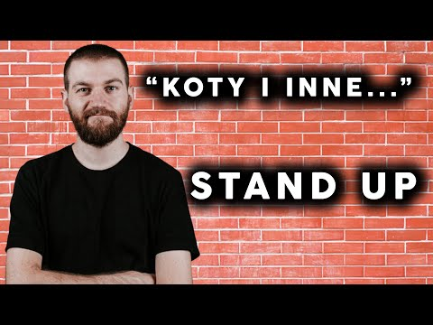 Piotr Popek - Koty I Inne... - Stand-up