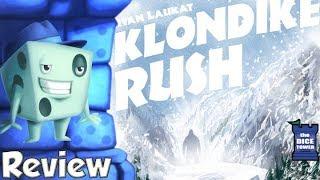 Klondike Rush Review - with Tom Vasel
