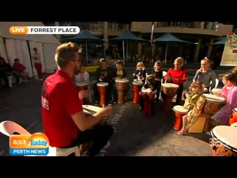 Perth City Beatz and Skillz 2015 Part 2 | Today Perth News
