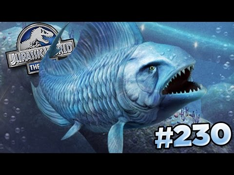 Bananogmius Tournament! || Jurassic World - The Game - Ep230 HD