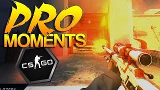 CS:GO - Best PRO Moments! (2016)