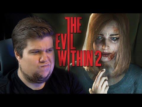 СПАСЛИ СТРАННУЮ ДЕВУШКУ - The Evil Within 2 #5