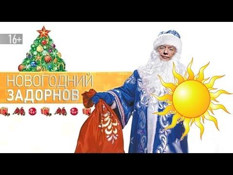 Новогоднее поздравление президента задорнов
