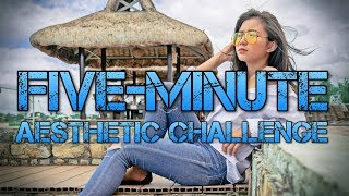 5-MINUTE AESTHETIC CHALLENGE feat. 8 PHOTOGRAPHERS + EXCLUSIVE PHOTOSHOOT GIVEAWAY!!!
