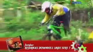 Kejurnas Downhill UKDI 2010 Jember - part 3.