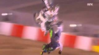 Freestyle motocross crashes compilation 2