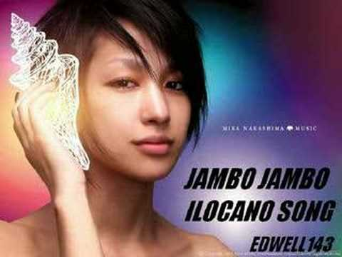 Jambo Jambo (ilocano Song) video