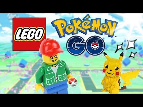 LEGO Pokemon Go - Pikachu