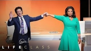 Positive Declarations from Pastor Joel Osteen - Oprah's Lifeclass - Oprah Winfrey Network