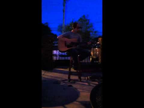 Michael Goins Singing Live Acoustic