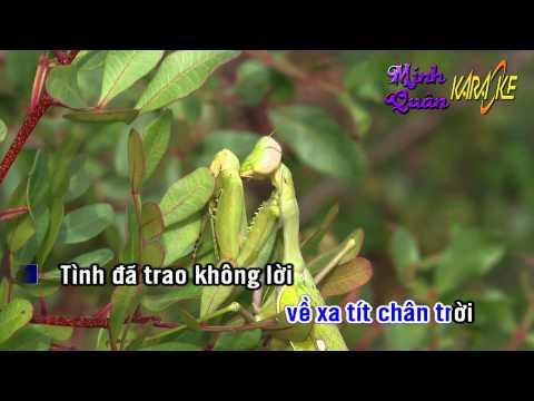 Karaoke - Lien Khuc Tuan Vu (những Ngày Xưa Thân ái) video