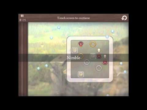 Quell perfect solutions puzzles 11 41 - 44 shelf 4 frame 2 1941 walkthrough video gameplay tutorial