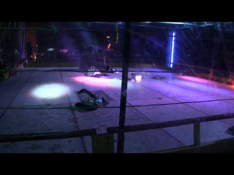 Robot Wars Newport 2014 – Featherweights 2