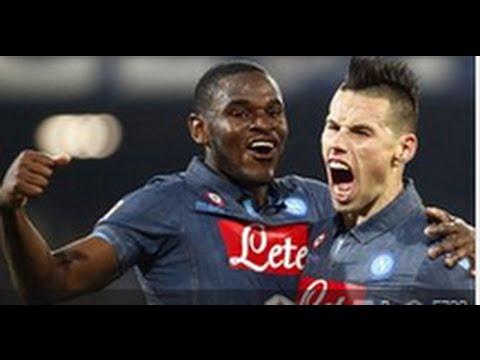 Napoli vs Sassuolo ( 2-0 ) | Highlights & All Goals | Full Highlight Matchs Feb 23 2015
