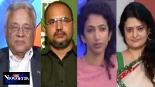 Do Netas Think They Are Above Aam Aadmi?: The Newshour Debate (20th April)