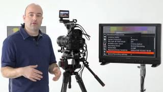 02. Canon EOS C300 Mark II Tutorial Series: Internal Recording