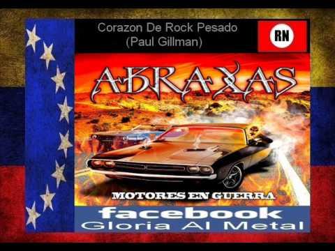Abraxas   Corazon De Rock Pesado  Paul Gillman  Venezuela