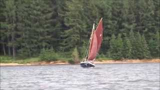 "Capecutter 19 ""Falcon"" on Kielder Water"