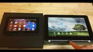 Asus transformer prime versus blackberry playbook - Quad-Core VS Dual-Core