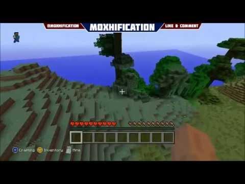 Minecraft Xbox 360 JTAG/RGH/XDK Mods | TU21 | +Download