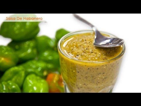 Salsa De Habanero
