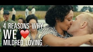 LOVING - 4 Reasons Why We Love Mildred Loving - In Theaters November 4