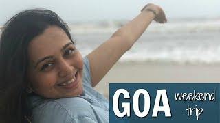 A Weekend in Goa | South Goa Travel Vlog