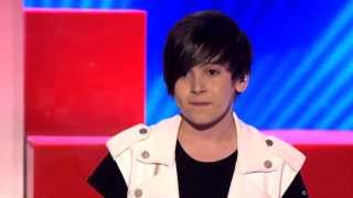 Australia's Got Talent 2013 | Finals | Aydan Califiore Takes On A Different Type Of Classic