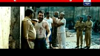 Star cast of 'Gangs of Wasseypur' arrive at ABP News newsroom Part-1