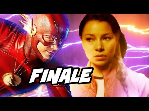 The Flash 4x23 Finale Episode TOP 10 and Easter Eggs Explained thumbnail