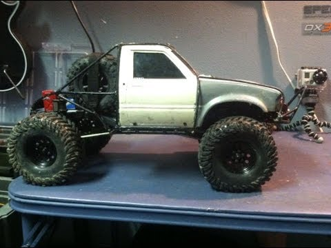 Toyota Hilux Truggy Axial Scx10 Hilux Truggy
