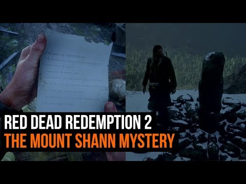 Red Dead Redemption 2: The Incredible Mount Shann Mystery