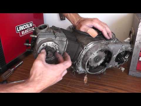 Jake's Honda Trail 90 Project - Part 2 - Engine Teardown Discoveries!