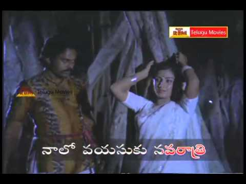 Punnami Rathri - telugu Movie Full Video Songs - Punnami Nagu(chiranjeevi,rathi) video