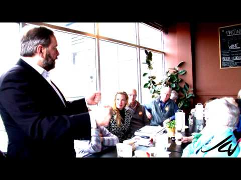Thomas Mulcair NDP -  Not Afraid to Answer Questions -  Kelowna BC -  YouTube