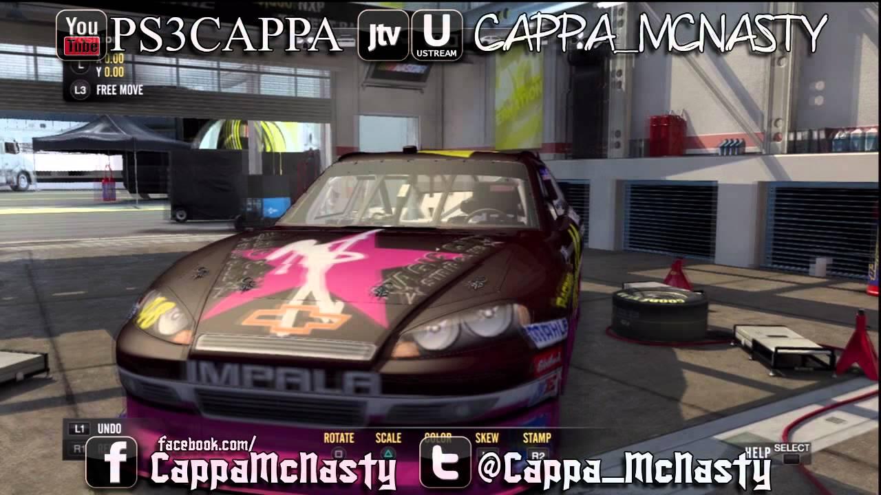 Setups For Nascar 2011 Nascar 2011 The Game Custom