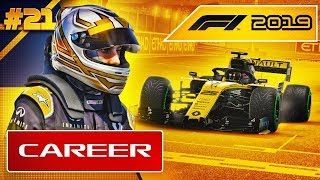 F1 2019 Career Mode Part 21: SEASON 1 FINALE