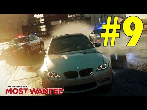 Need for Speed Most Wanted 2012 - Прохождение - Часть 9