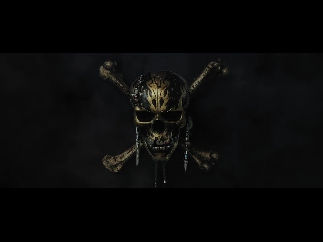 Pirates of the Caribbean: Dead Men Tell No Tales - Official Trailer #1