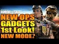 Rainbow Six Siege In Depth NEW OPS GADGETS 1st Look NEW MODE mp3